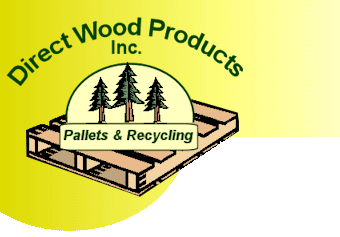 Direct Wood Products is a Virginia source for industrial pallets and recycling!